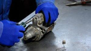 ремонт стартера дизельных и бензиновых авто