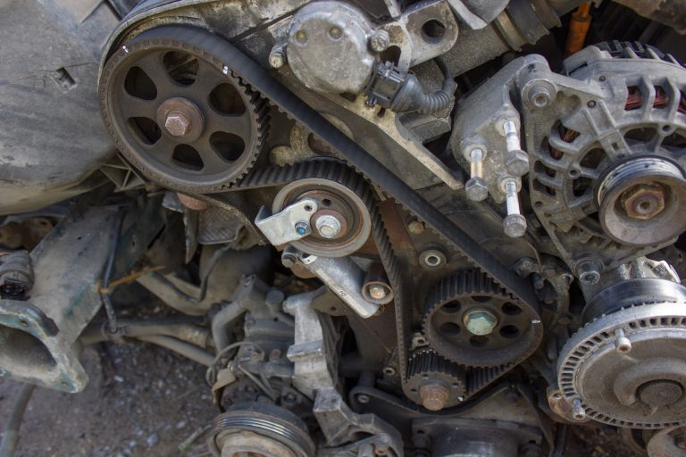 Замена ремня ГРМ на автомобиле Volkswagen passat B5