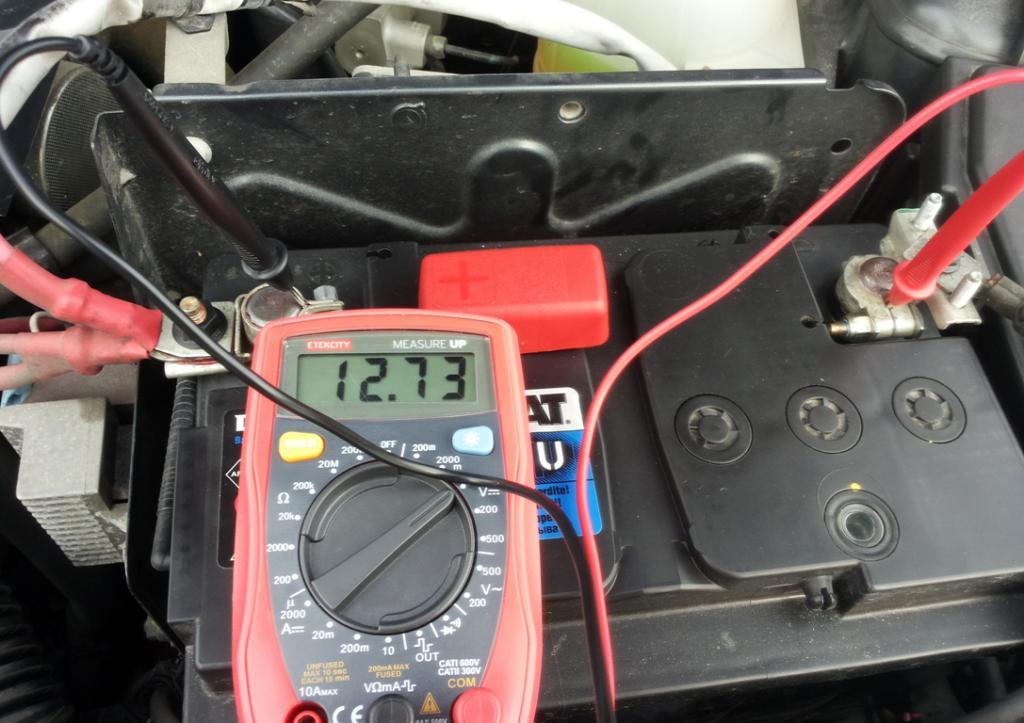 Диагностика аккумулятора автомобиля на исправность