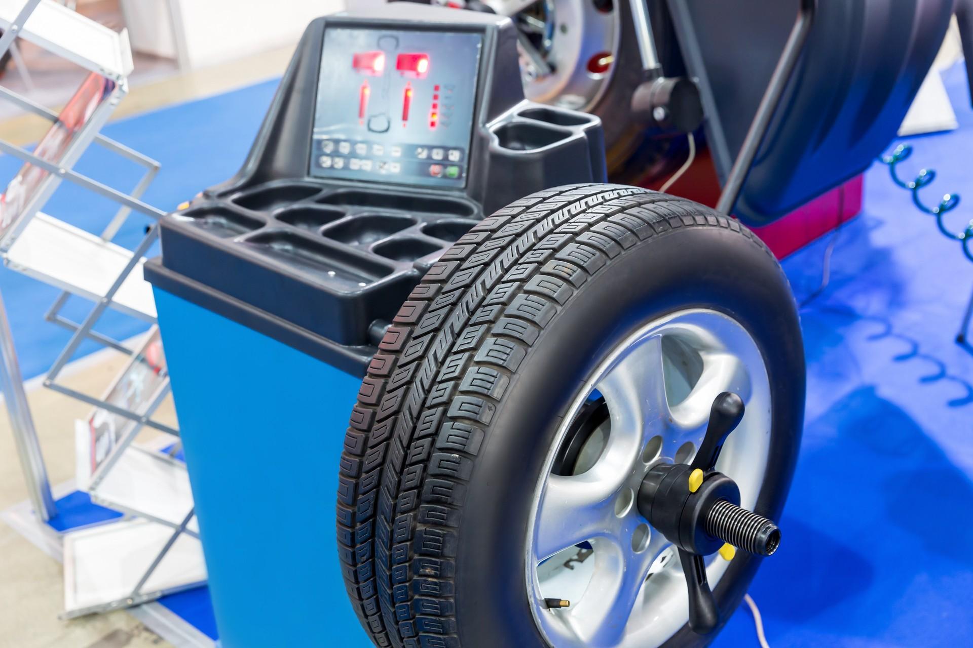 Балансировка колес – когда и зачем нужна?